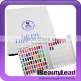 2015 nail display book nail color chart board color chart book with 120, 216 and 308 colors