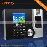 Realand TCP/IP, USB-Host, 2.4 inch Colorful TFT Display biometric & RFID Card fingerprint employee attendance machine