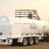liquied co2 transport tanker