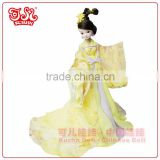 Wholesale China mini fairy plastic doll toy for collection