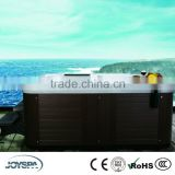 Joyspa Large Whirlpool Massage 5 Person Bathtub with 1 Lounger JY8011