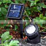 led solar underwater light flood lamp waterfroop