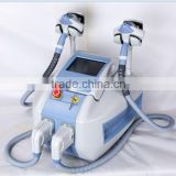 Professional Laser Hair Removal Machine IPL + E Armpit / Back Hair Removal Light +RF Mini Home Ipl Hair Removal Machine Acne Removal