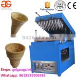 Ice Cream Cone Rolling and Baking Machine|Sugar Cone Making Machine|Ice Cream Waffle Cone Machine