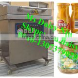 jar sealing machine vacuum/glass bottle sealing machine/jar vacuum sealer machine