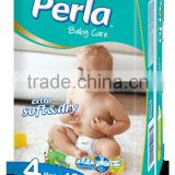 BABY DIAPERS QUALITY DISPOSIBLE PERLA BRAND