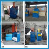 hydraulic cotton bale press machine/small baler machine for waste paper/small carton bale press machine