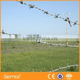 Razor Barbed Wire/Barbed Wire Price Per Roll/Weight of Barbed Wire per Meter Length(Factory)