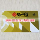 High Performance RFID Credit Card ID PVC Smart Card for Cashless Payment System