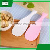 Kitchen accessories creative multipurpose plastic long handle fish stand shovel ladle scoop rice spoon
