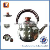 non-electric stainless steel tea kettle thermostat