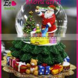 Polyresin Christmas snow globe Gifts snow globe Gifts Wholesale