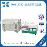 Horizontal tube furnace for determination of carbon and sulfur, heat treatment furnace machine
