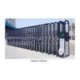 Automatic Electric Retractable Gate With Mesh Up To 2.5m Height , Security Gate