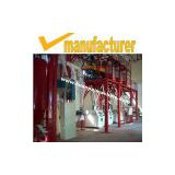 wheat flour milling machinery, flour equipment,maize grits machinery
