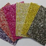Different Glitter Size For Glitter Paper