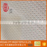 Silicone Gel dotted anti slip fabric