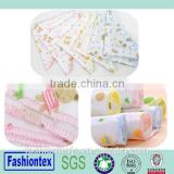 100% cotton bamboo baby muslin double gauze printed fabric