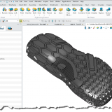 3D shoe design software for  shoe