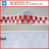 NEW PVC High reflective tape with square print