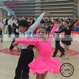 P4 ballroom dance competition dresses latin kids manufacturer dress ballroom kids