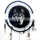Reserved Big Dream Catcher Wind Chime Native American Design Dreamcatcher