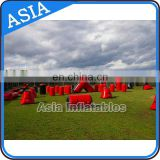 Inflatable Paintball Barriers / Inflatable Air Bunker With cheap price