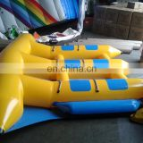 Sea Inflatable flying fish water towable tubes/ inflatable water sled fly fish