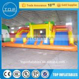 Golden Supplier giant inflatable slide water games park with En14960/EN15649