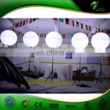 Lamp Aluminum Inflatable Wire Ball LED Lighting Mini Plasma Ball LED Lighted Topiary Balloon