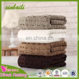 Egypt cotton Solid color High quality 100% cotton bath towel