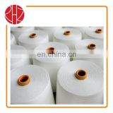 40S Siro spun yarn CVC yarn 55% cotton 45% polyester blended yarn