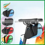 Outdoor Cycling Seat Pouch Bicycle Tail Rear Triangle Bag Bike Saddle Bag/bike seat bag