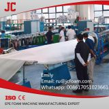 180 type EPE foam sheet/film production line EPE foam extruder