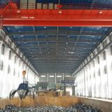 Double Girder Bridge Crane with Grab