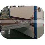 PVC film laminating machine on the door MDF panel vacuum membrane press machine 01