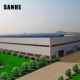 Steel Structure Warehouse prefabricated building steel shed