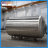 Sanitary grade sterile water tank for residential villas