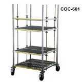 ESD PCB Vertical Storage Circulation trolley cart