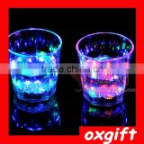 Oxgift led flashing whisky glasses whisky cup
