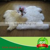 lambskin rug with factory price