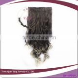 grey and white color curly hair pieces wigs