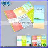 Art Paper Paper Type and Label Product Type flyer printing service