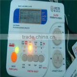 EA-F20 electromagnetic therapy machine with electrode pads