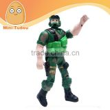 Action Figure Model Toy Military Army Combat Game Toys One Piece Soldier with Retail Box Child Gift