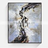 JC New Long Desinger Home Decoration Bedroom Abstract Art Canvas Painting For Living Room ANI-4B