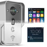 Hot selling wifi doorbell video wireless video door phone intercom system with low price                                                                         Quality Choice