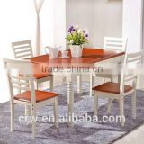 DT-4001-2 noble house furniture dining set oak wood dining table & chair