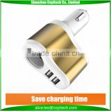 Universal mobile usb car charger for mobile phone, gps, navigator