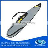 Board Bag, SUP Bag with Paddle Control Velcro, 600D PVC, 180g PE Lining SUP BOARD BAG SURFBOARD BAG PADDLE BOAD BAG